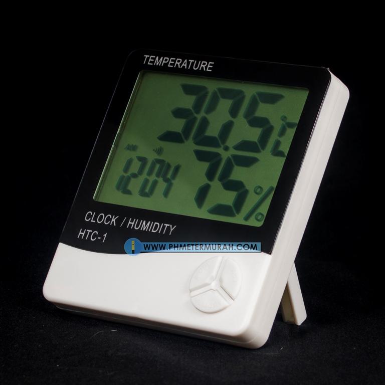 Fullscreen. ‹ › Home · Hygrometer; HTC-1 Thermometer Hygrometer meter Dengan ...